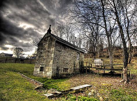 1816 Spring House by Joe Paniccia