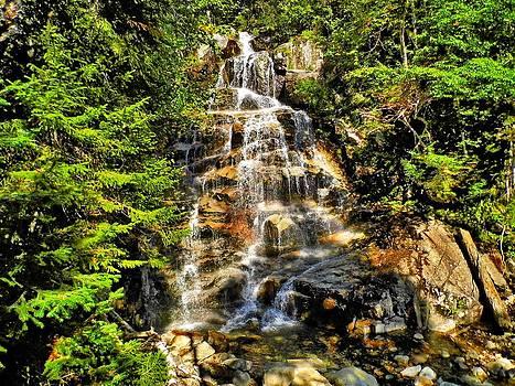 Naturally NH - 1844 Cloudland Falls