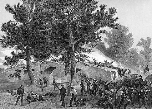 1860s September 1862 General Burnsides by Vintage Images