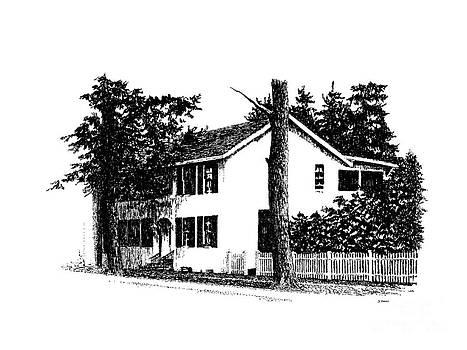 1871 Queen St. NOTL by Steve Knapp