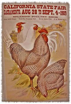 Bill Owen - 1909 California State Fair Poster