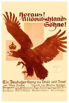 1916 - Lugwig Hohlwein German Musical Poster by John Madison