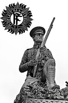 1916 Volunteer by David Doyle