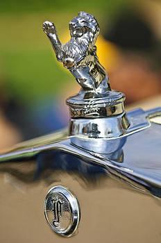 Jill Reger - 1927 Franklin Sedan Hood Ornament