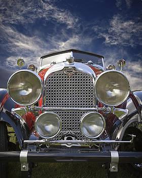 Jack R Perry - 1928 Auburn Model 8-88 Speedster