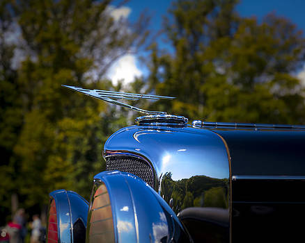 Jack R Perry - 1929 Duesenberg Model J Covertible Coupe by Murphy