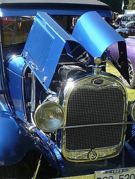Nicki Bennett - 1929 Model A Ford