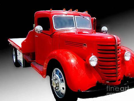 Scott B Bennett - 1930 Federal truck