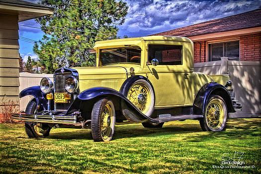 1930's Chevy hardtop by Dan Quam