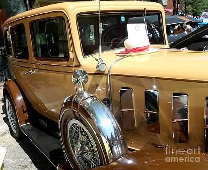 Gail Matthews - 1932 Chev Classic Side View