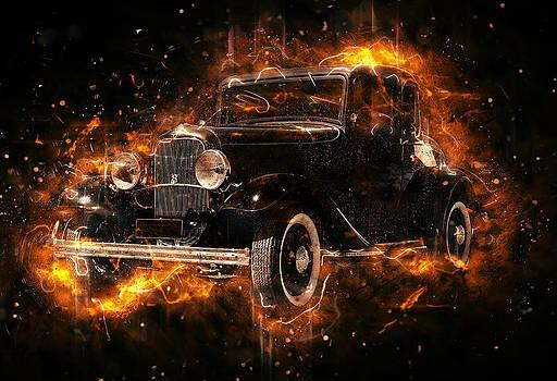 Ray Van Gundy - 1932 Ford V8