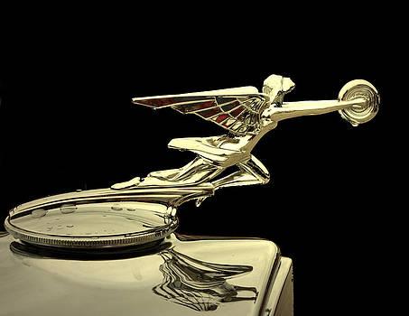 Tim McCullough - 1932 Packard Goddess of Speed
