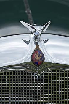 Jack R Perry - 1934 Vauxhall