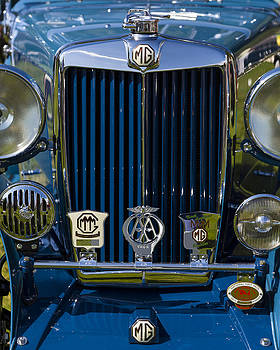 Jack R Perry - 1935 MG Type NB Magnette