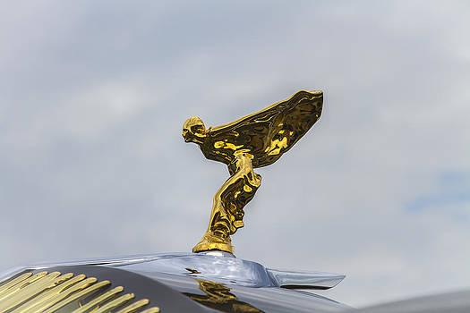 Jack R Perry - 1937 47 Rolls Royce