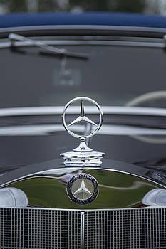 Jack R Perry - 1937 Mercedes Benz