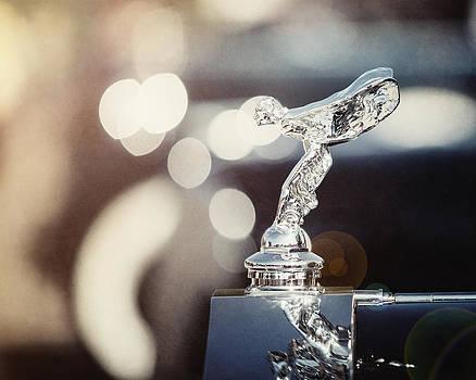 Lisa Russo - 1937 Rolls Royce Flying Lady Hood Ornament