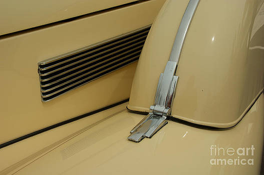 1938 Cadillac Detail by David Pettit