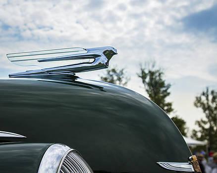 Jack R Perry - 1938 Cadillac