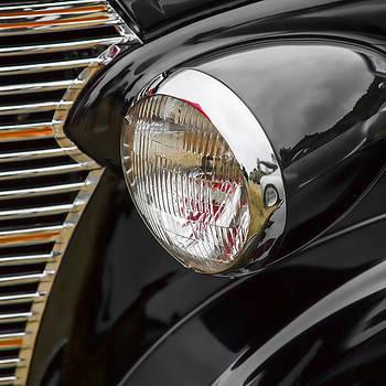 Carol Leigh - 1938 Chevrolet Sedan