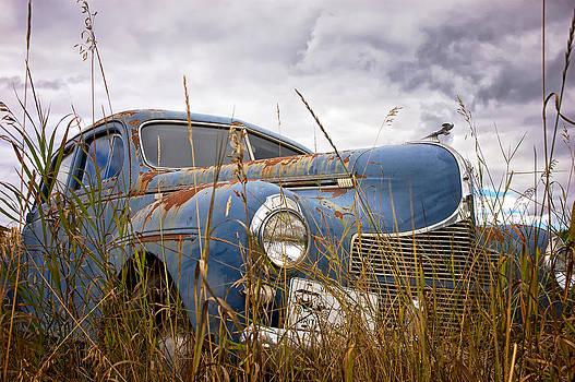 Mary Lee Dereske - 1940 Dodge 4 Door Luxury Liner