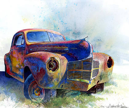 1940 Dodge by Andrew King