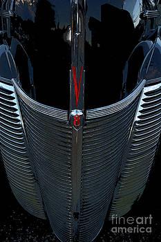 1940 Ford V8 by David Pettit