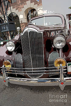1940 Packard by David Pettit