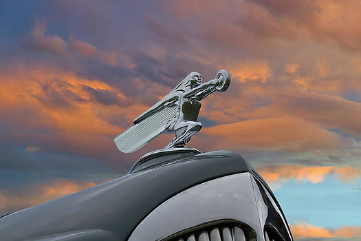 Jack R Perry - 1940 Packard