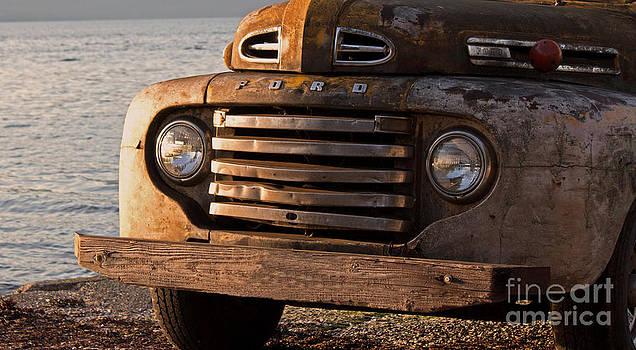 1940's Truck by Deanna Proffitt