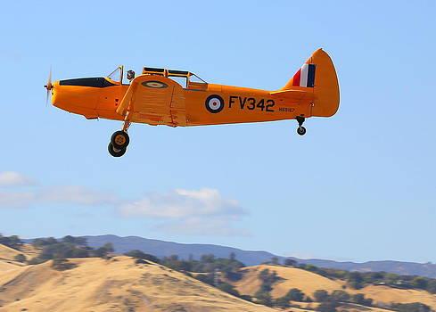 John King - 1943 Fairchild M62A-3 on Climb-Out N69167