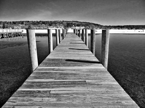 1945 Town Docks Meredith by Naturally NH