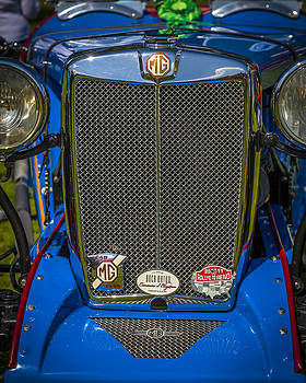 Jack R Perry - 1946 MG TC S-Type Custom Roadster