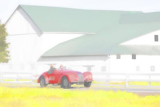 Jack R Perry - 1947 Allard K1 roadster
