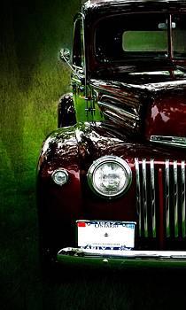 1947 Ford by Amanda Struz