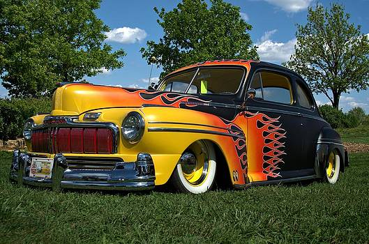 Tim McCullough - 1948 Mercury Coupe Low Rider