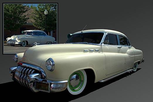 Tim McCullough - 1950 Buick Low Rider Street Rod