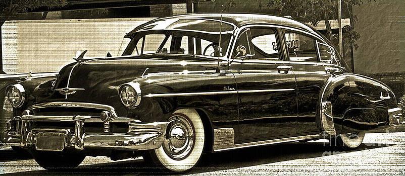 Gwyn Newcombe - 1950 Chevrolet