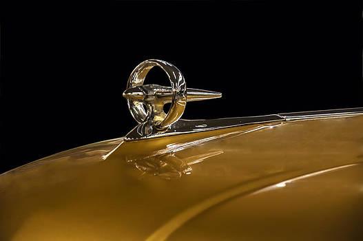 Chris Flees - 1950s Buick Bombsite Hood ornament