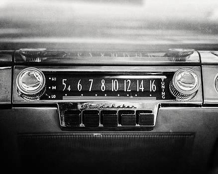Lisa Russo - 1953 Studebaker Land Cruiser in Black and White