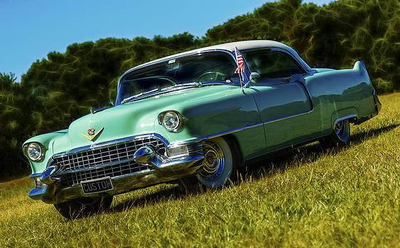 1955 Cadillac Coupe De Ville by motography aka Phil Clark