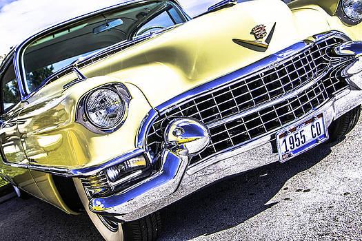 1955 Cadillac by Melissa McDole