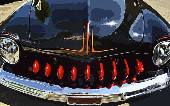 Bill Owen - 1955 Custom Mercury Abstract