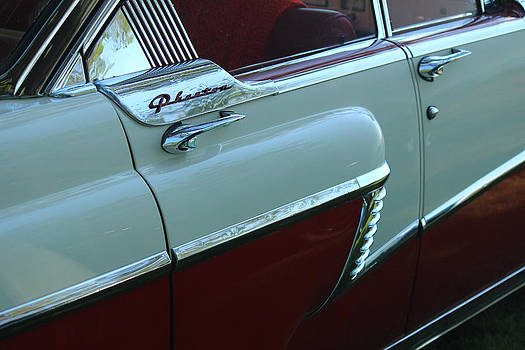 1955 Mercury 4 door Hardtop by Jim Cotton