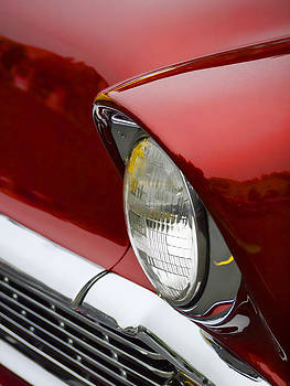 Carol Leigh - 1956 Chevrolet Headlamp