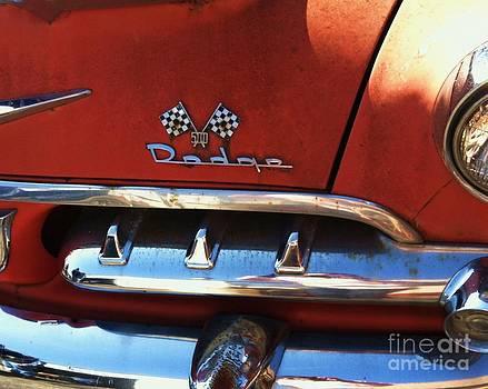 1956 Dodge 500 Series Photo 2b by Anna Villarreal Garbis