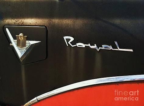 1956 Dodge 500 Series Photo 3b by Anna Villarreal Garbis