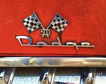 1956 Dodge 500 Series Photo 8b by Anna Villarreal Garbis