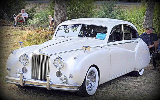 1956 Jaguar Mark 7 by AJ  Schibig