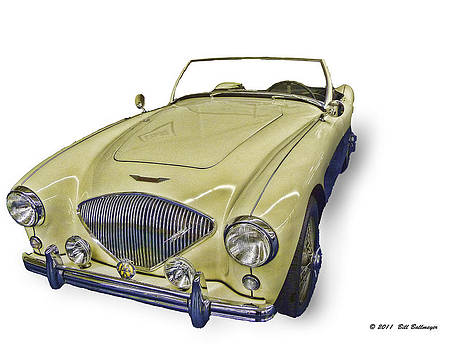 1957 Austin-Healey by Bill Ballmeyer